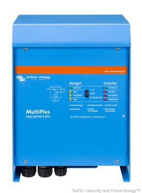 MultiPlus 24/3000/70-50 (Victron, NL)