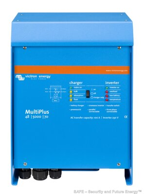 MultiPlus 48/5000/70-100 (Victron, NL)