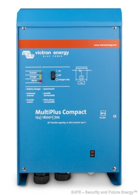 MultiPlus C 12/1600/70-16 (Victron, NL)