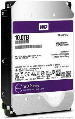 WD102PURZ (Western Digital, USA)