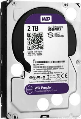 WD20PURZ (Western Digital, USA)