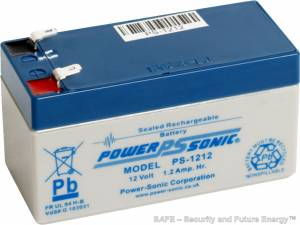PS-1212 VdS (PowerSonic, U.K.)
